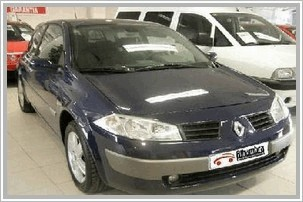 Renault Megane Estate 1.6 MT