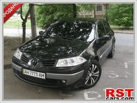 Renault Megane Hatchback 1.6 AT 115 Hp