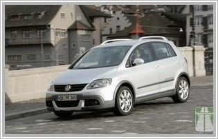 Авто Volkswagen CrossGolf 1.6 AT